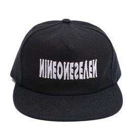 917 917 - CYBER LOGOTYPE HAT - BLK