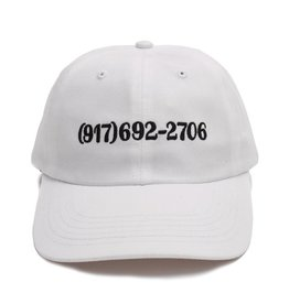 917 917 - DIALTONE HAT - WHT