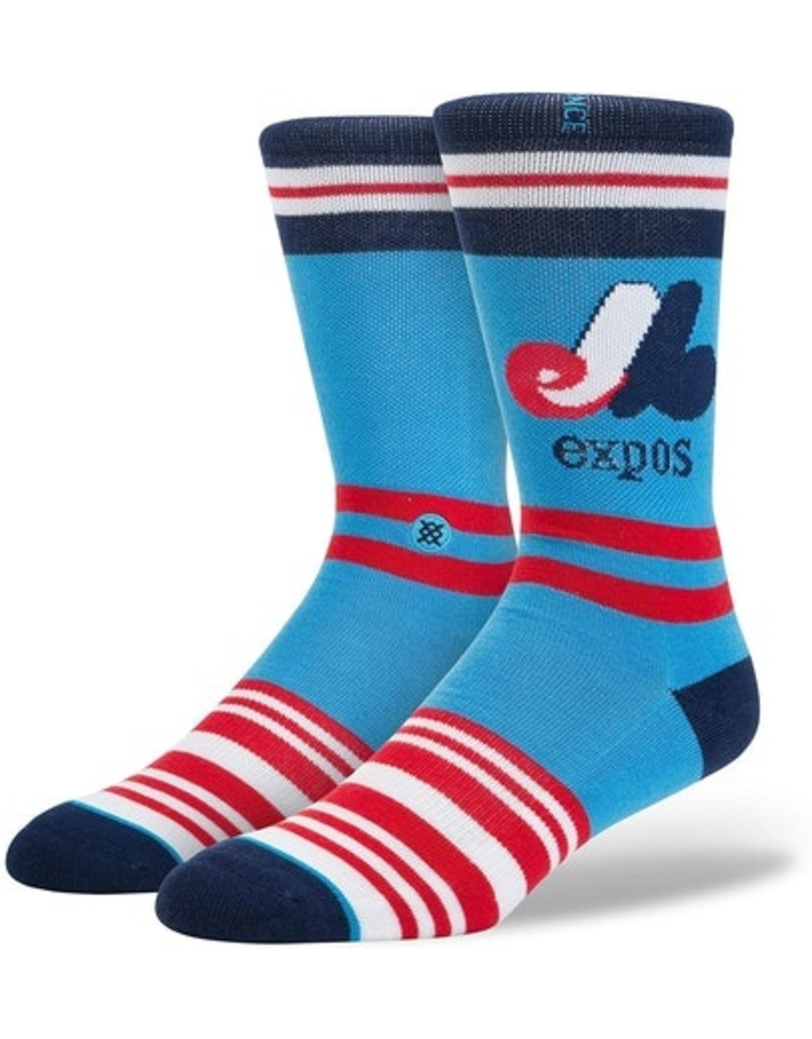 STANCE STANCE - EXPOS - BLUE -