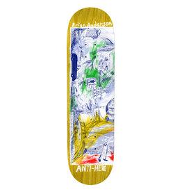 ANTIHERO ANTIHERO - THEN & NOW - 8.5 - B.A.