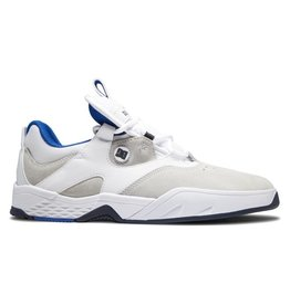 DC SHOES CO. DC - KALIS - WHT/BLU/GRY -