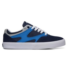 DC SKATE SHOES DC - KALIS X WILL - NVY -