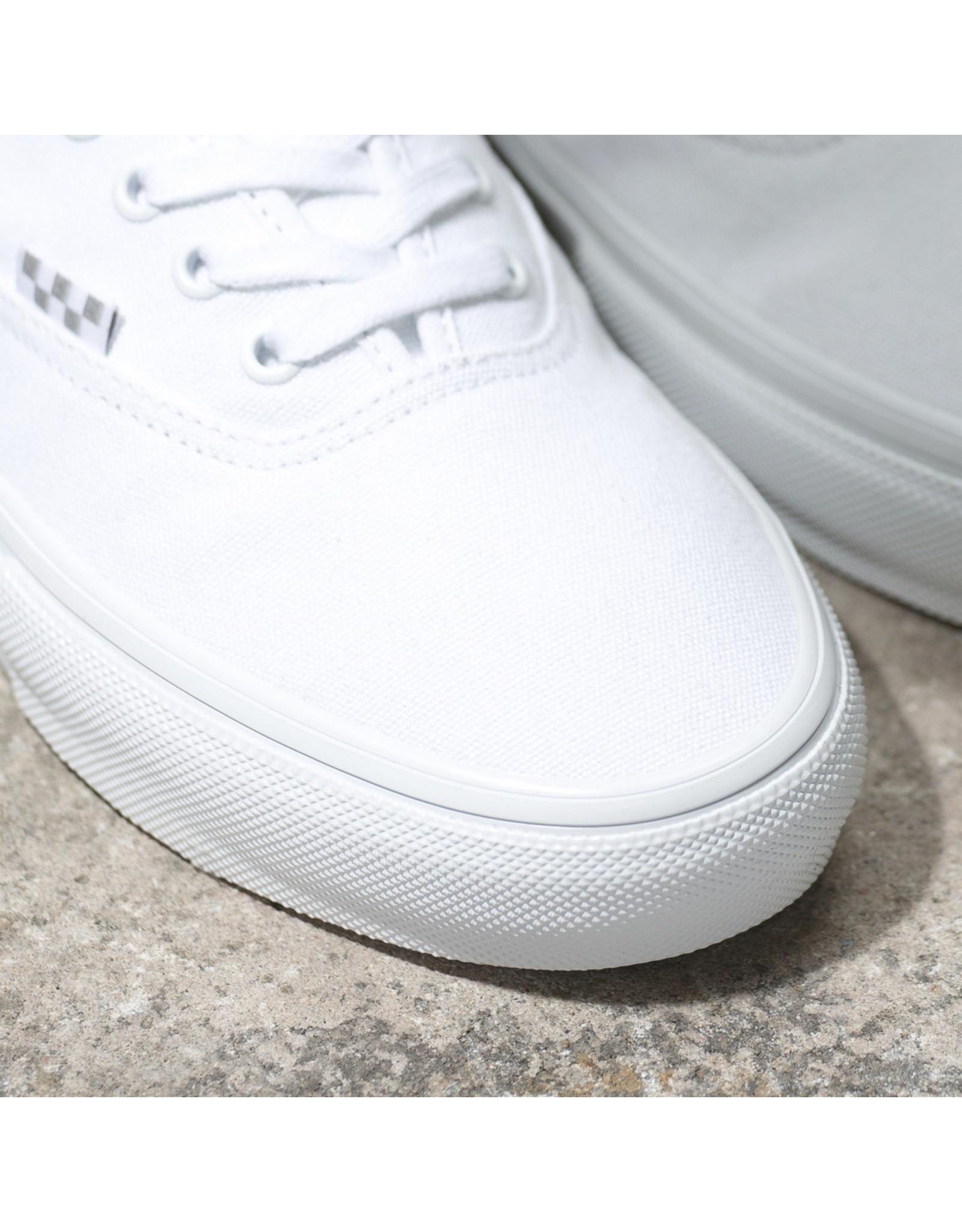 VANS VANS - AUTHENTIC SKATE - WHITE