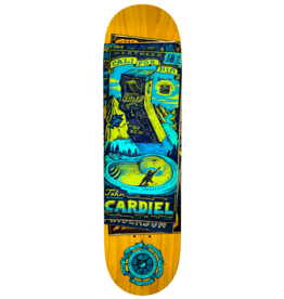 ANTIHERO ANTIHERO - CARDIEL MAPS TO THE SKATERS HOMES - 8.62