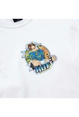 HUF HUF - CHUN-LI LS TEE WHITE