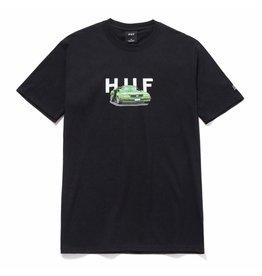 HUF HUF - BONUS STAGE SS TEE BLACK