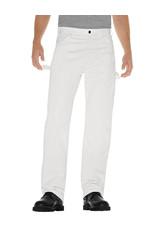 DICKIES SKATE PANTS DICKIES - UTILITY PANT - WHITE
