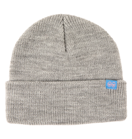 KROOKED KROOKED - EYES CLIP BEANIE GREY/BLUE/PINK