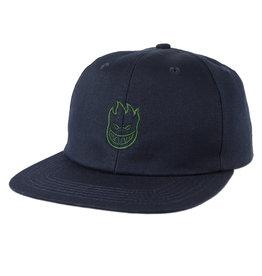 SPITFIRE WHEELS SPITFIRE - LIL BIGHEAD HAT NVY/DK GREEN