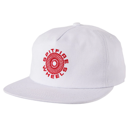 SPITFIRE SPITFIRE - CLASSIC 87 HAT WHT/RED