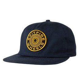 SPITFIRE SPITFIRE - CLASSIC 87 SWIRL PATCH HAT NVY/YLLW