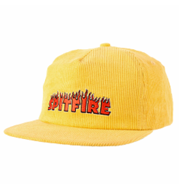 SPITFIRE SPITFIRE - FLASH FIRE HAT YELLOW