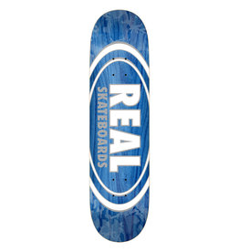 REAL REAL - OVAL PATTERNS TEAM 7.75