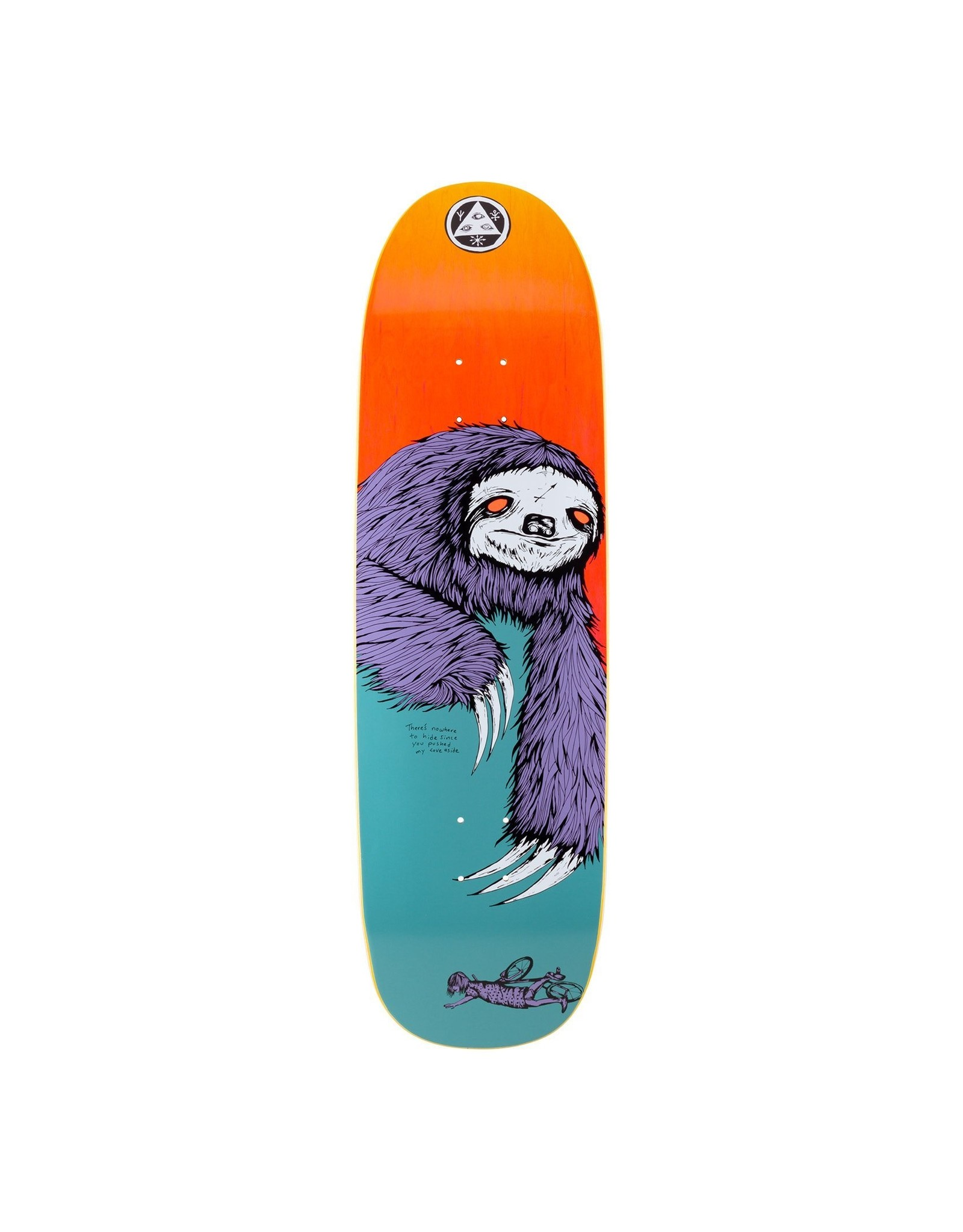 WELCOME WELCOME - SLOTH BOLINE - 9.25