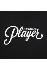 ALLTIMERS ALLTIMERS - LEAGUE PLAYER HOODIE - BLACK -