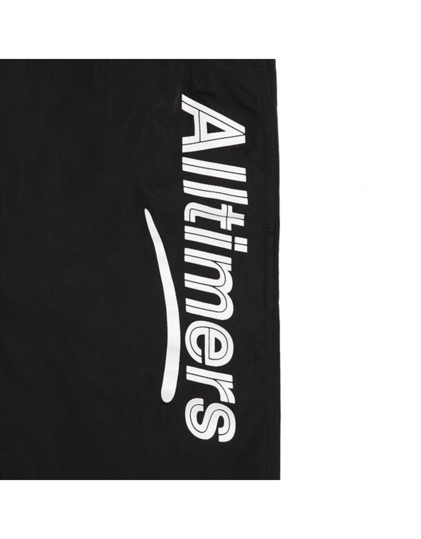 ALLTIMERS ALLTIMERS - SWIM SHORTS - BLACK -