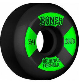 BONES BONES - 100'S - V5 SIDECUTS - 54 - BLK