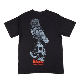WELCOME WELCOME - BIRD BRAIN DYED - BLK -