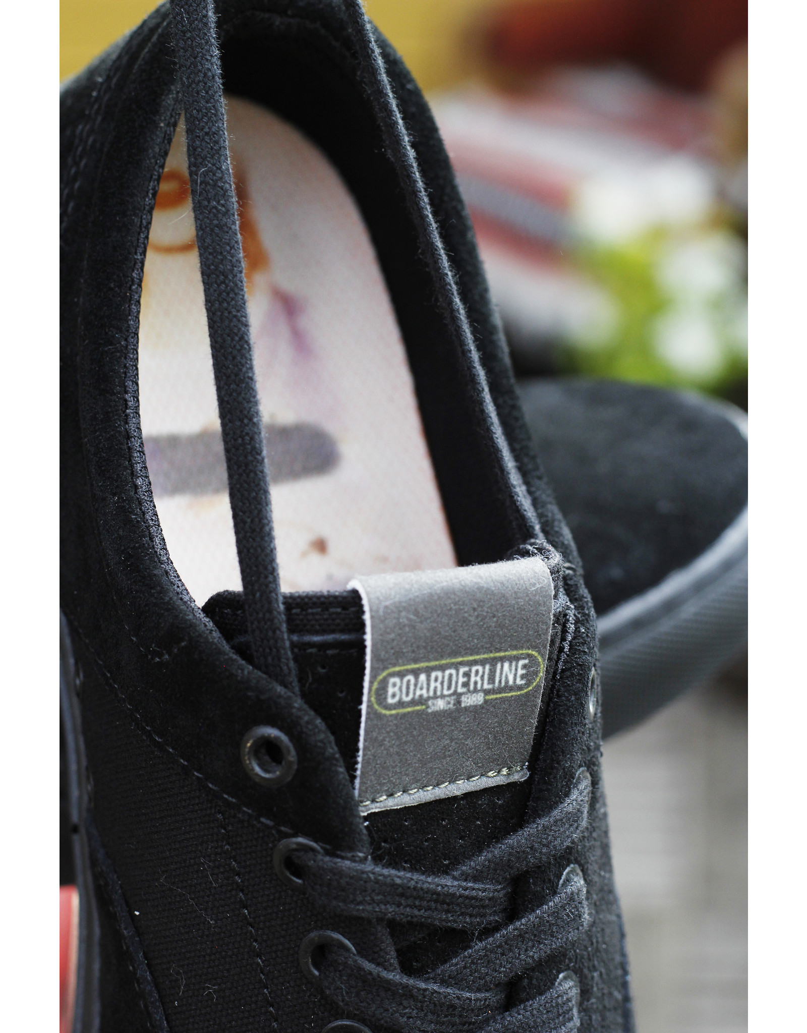 STATE STATE - PACIFICA SHOP SHOE - BLACK -
