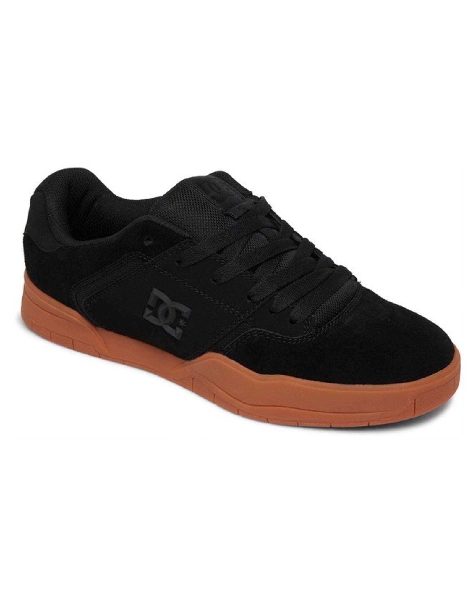 DC SHOES CO. DC - CENTRAL - BLACK/GUM