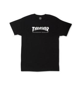 THRASHER THRASHER - SKATE MAG YTH - BLK -
