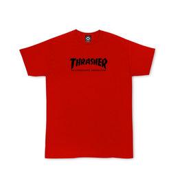 THRASHER THRASHER - SKATE MAG YTH - RED -