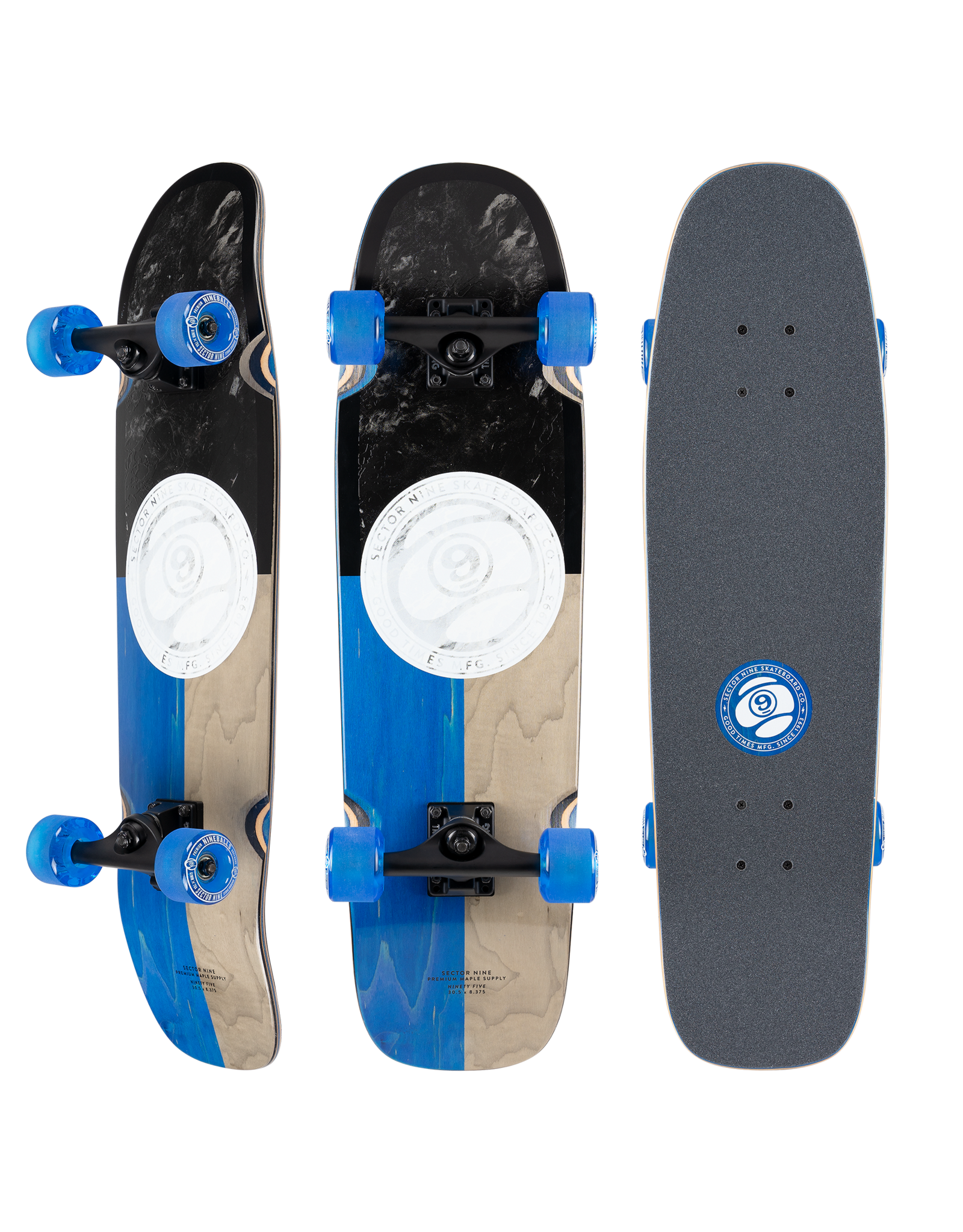 SECTOR 9 SECTOR 9 - DIVIDE NINETY FIVE COMPLETE - 30.5 X 8.375