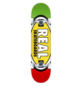 REAL REAL - RS TEAM OVAL COMP. - 8.25