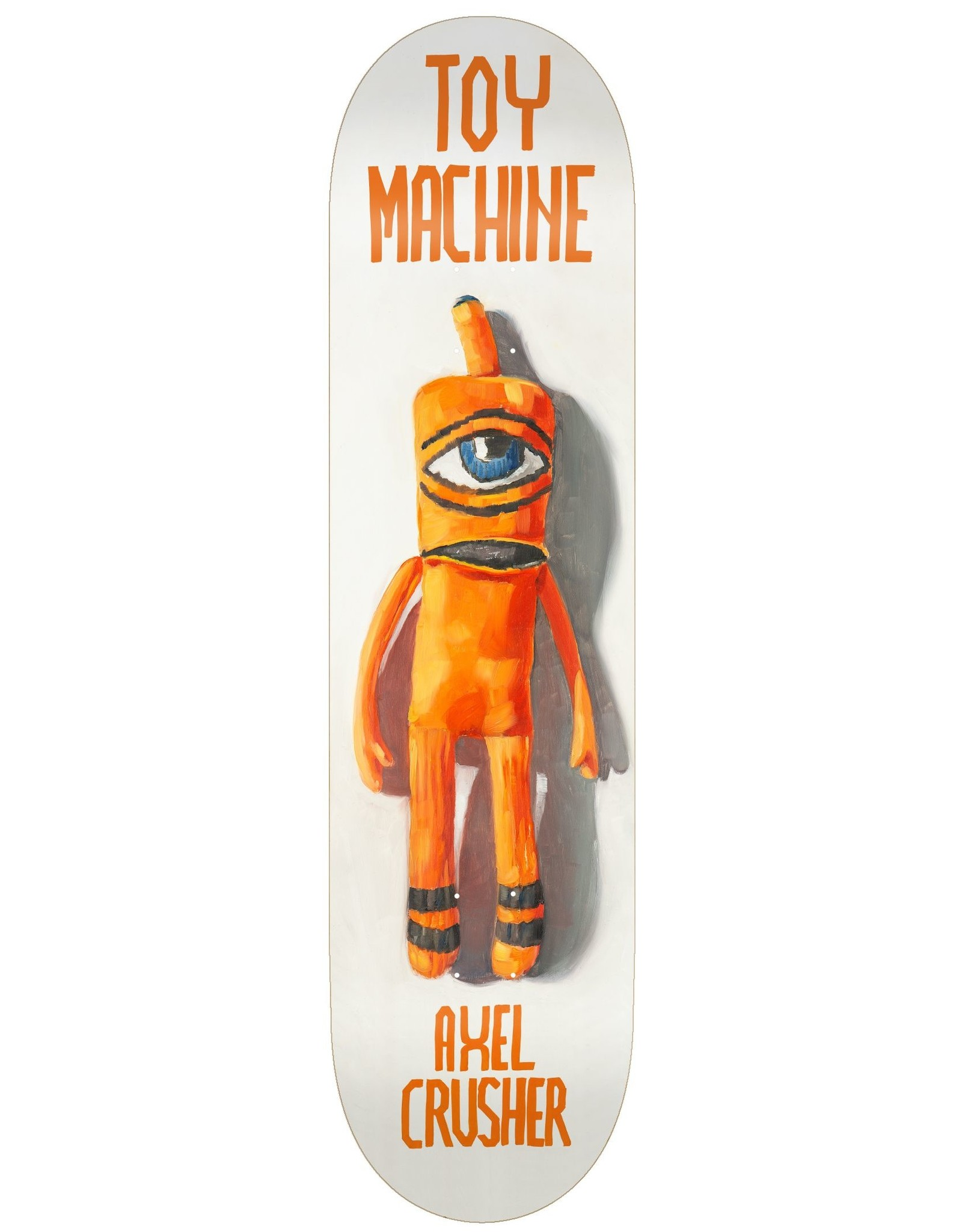 TOY MACHINE TOY MACHINE - AXEL DOLL - 8.5