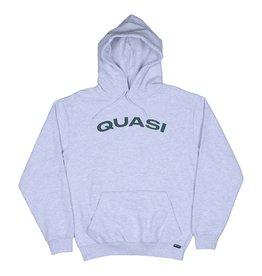 QUASI SKATEBOARD DECKS QUASI - GYM HOODIE - ASH -
