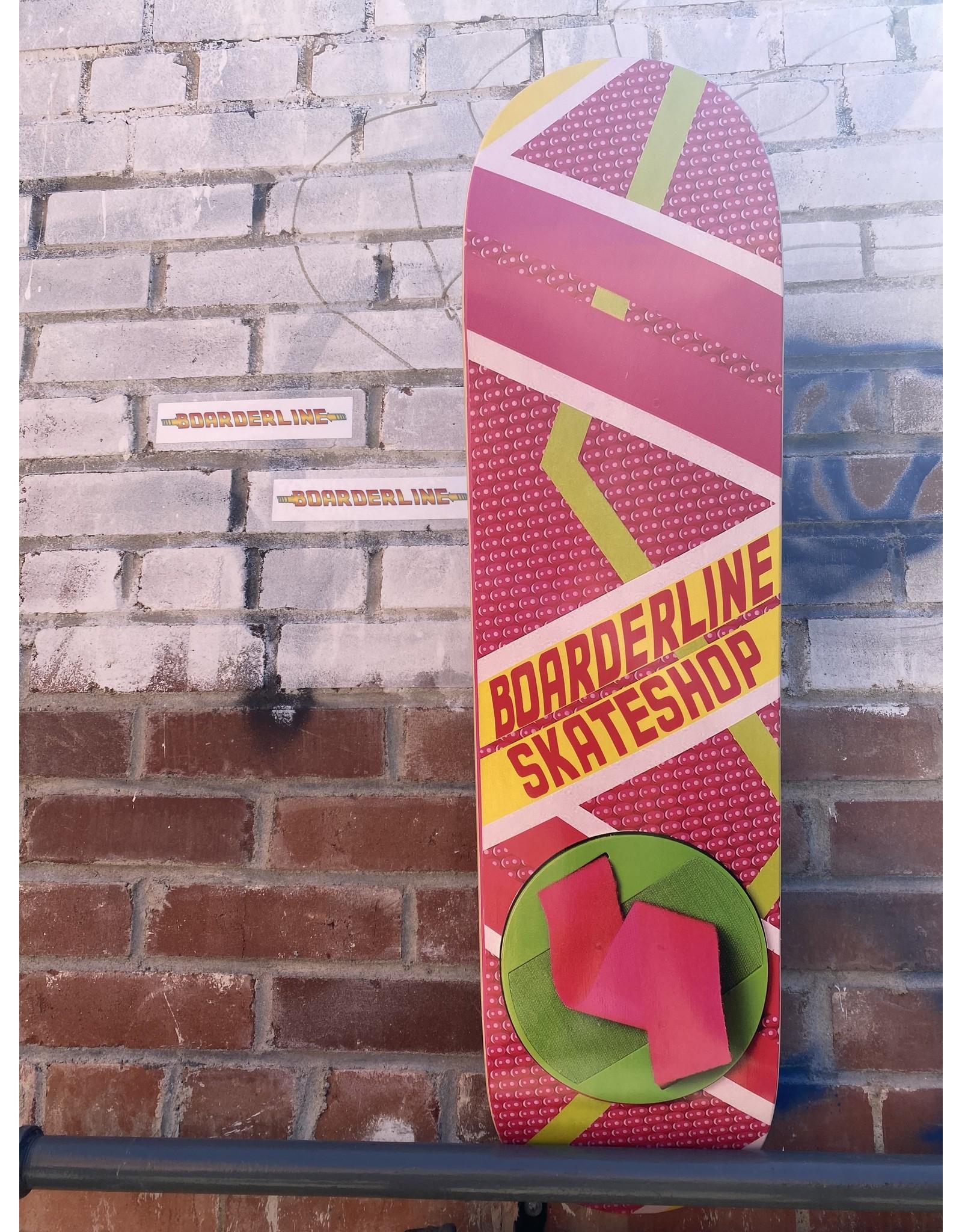 BOARDERLINE - HOVER BOARD - 8.5