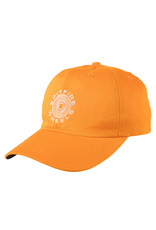 SPITFIRE SPITFIRE - CLASSIC 87 HAT - ORANGE/WHITE