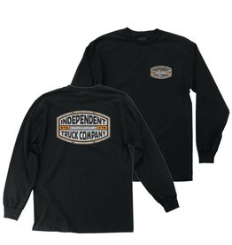 INDEPENDENT INDEPENDENT - ITC CURB L/S BLACK