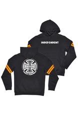INDEPENDENT SKATEBOARD TRUCKS INDEPENDENT - B/C GROUNDWORK HOODIE BLACK
