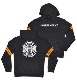 INDEPENDENT INDEPENDENT - B/C GROUNDWORK HOODIE BLACK