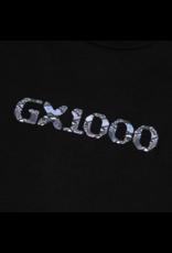 GX1000 SKATEBOARD DECKS GX1000 - OG SCALE TEE - BLACK -