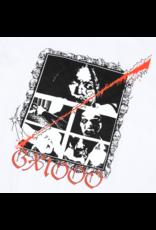 GX1000 SKATEBOARD DECKS GX1000 - SLASHER TEE - WHITE