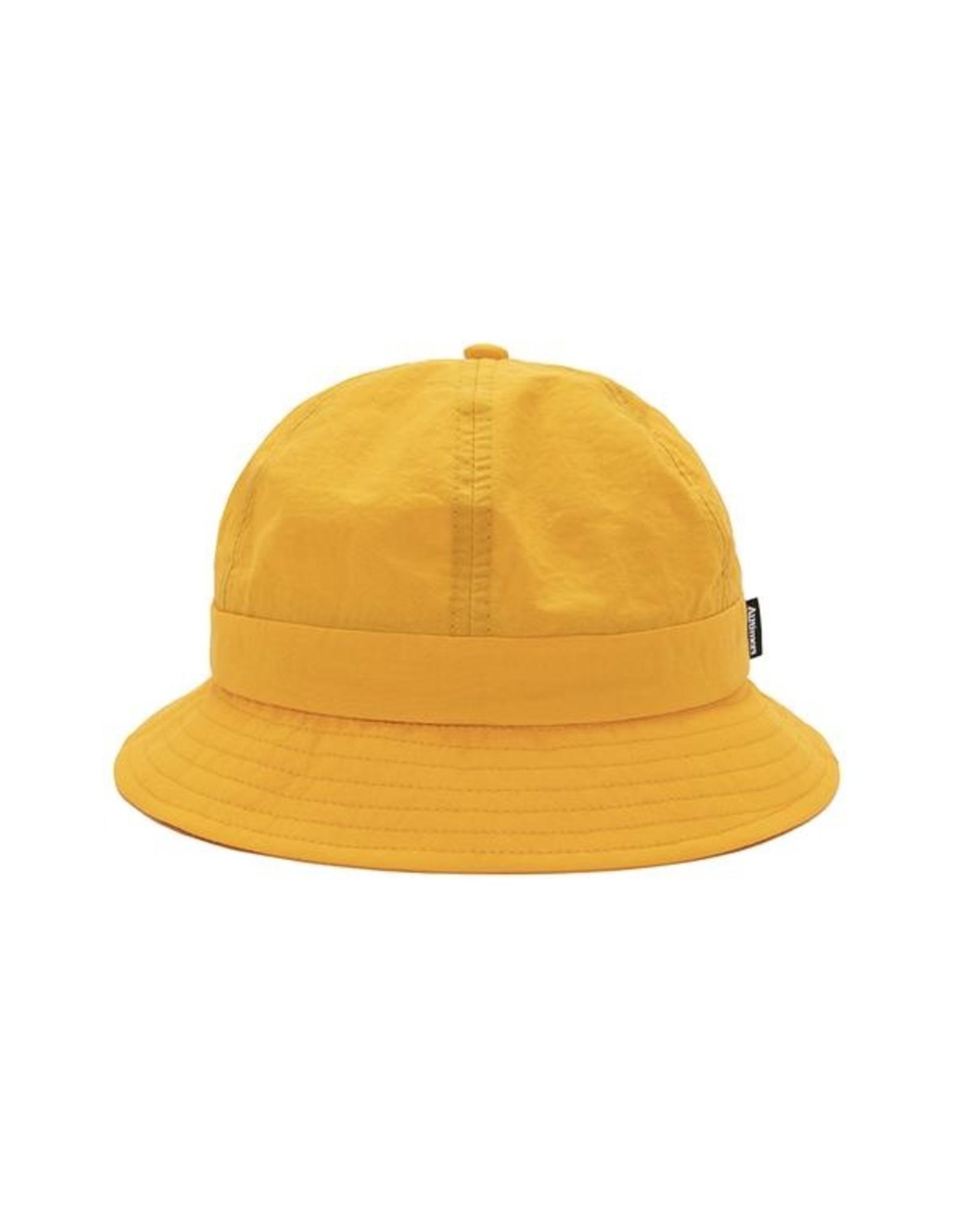 ALLTIMERS SKATEBOARD DECKS ALLTIMERS - BROADWAY BUCKET HAT - MANGO