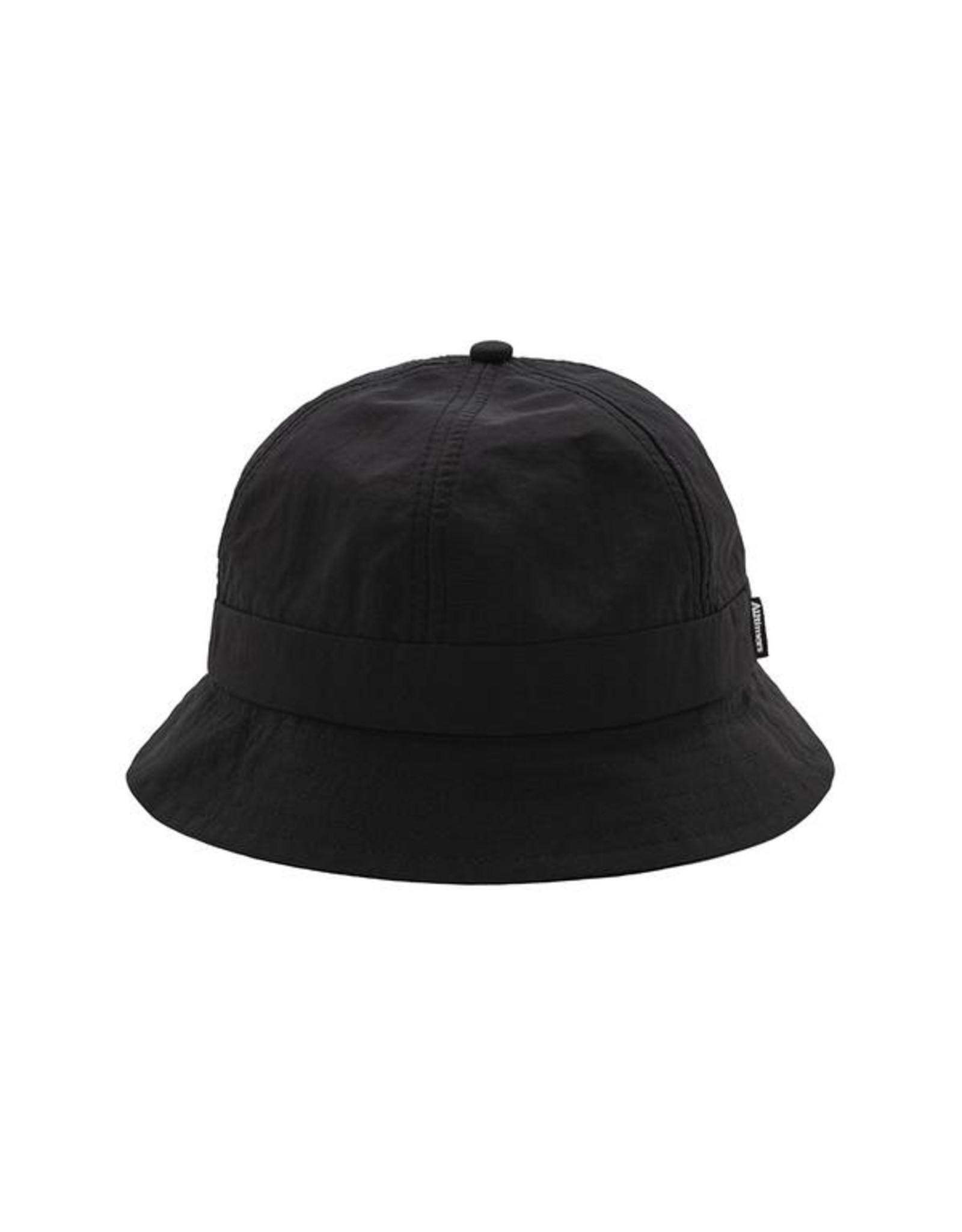 ALLTIMERS SKATEBOARD DECKS ALLTIMERS - BROADWAY BUCKET HAT - BLACK
