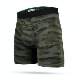 STANCE SOCKS STANCE - CAMO BOXER - ARMY GREEN