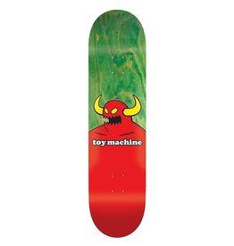 TOY MACHINE SKATEBOARD DECKS TOY MACHINE - MONSTER MINI - 7.38