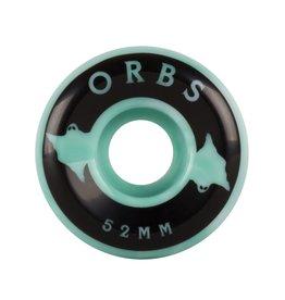 ORBS WHEELS - SPECTERS 52MM - TEAL/WHT SWIRL