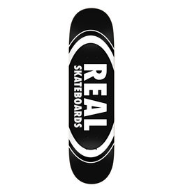 REAL SKATEBOARD DECKS REAL - CLASSIC OVAL - 8.25