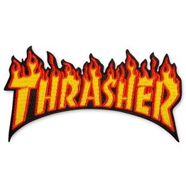 THRASHER THRASHER - FLAME PATCH
