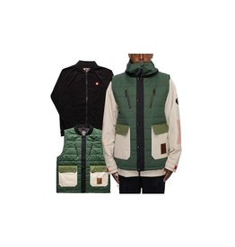 686 OUTERWEAR 686 - SMARTY 5 IN 1 JACKET - PUTTY