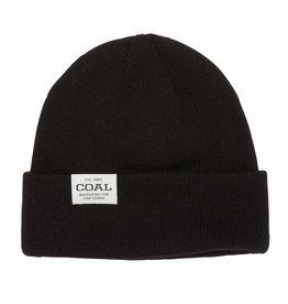COAL HEADWEAR COAL - UNIFORM LOW - BLK