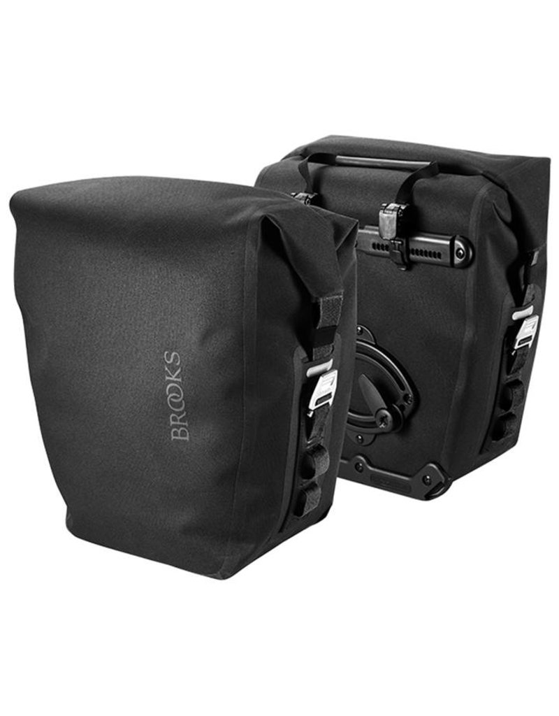 Brooks Brooks Land's End Rear Pannier Black