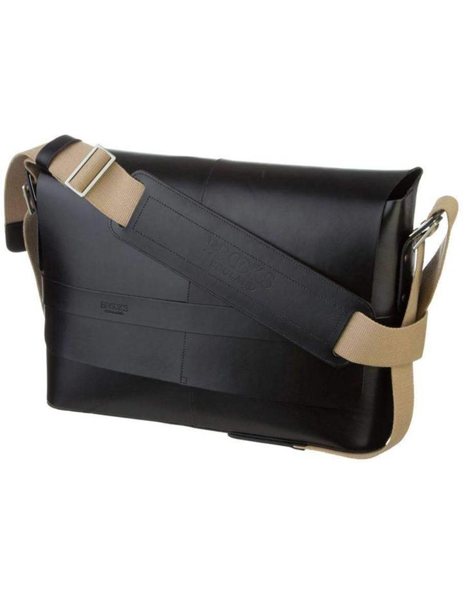 Brooks Brooks Barbican Messenger Bag - Black