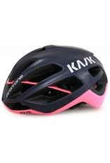 Kask Protone Helmet Navy/Pink Small