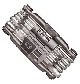 Crank Brothers Crank Brothers Multi-17 Tool - Silver